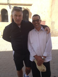 Mustapha & Alec Baldwin. I loved his NPR show Here's The Thing. Is that show still on the air?